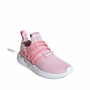 Adidas Lite Racer Adapt 3 Shoes in Clear Pink